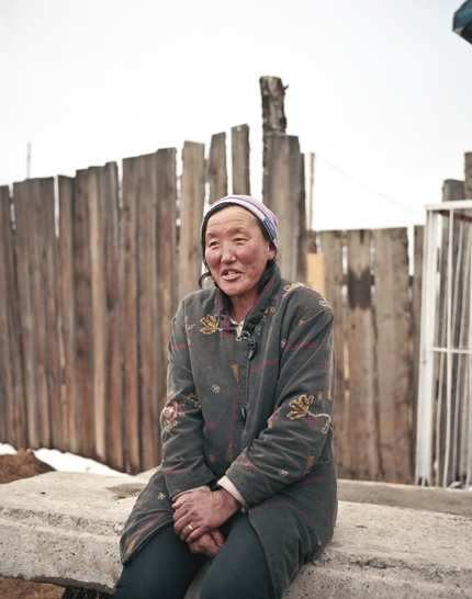 MONGOLIA. The People of Landscapes